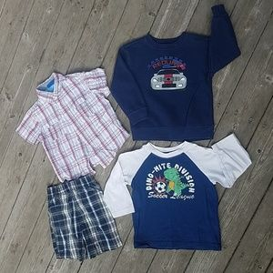 Other - 4 Piece Boys Lot Size 24 Months